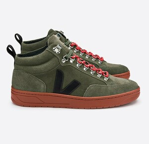 Damen Sneaker - Roraima Suede - Veja