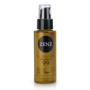 ZENZ Organic No.99 Oil Treatment Deep Wood 100 ml - ZENZ
