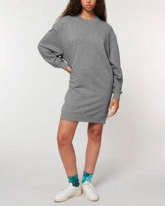 Oversized Sweatshirtkleid aus Bio Baumwolle - YTWOO