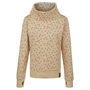 Damen Sweatshirt mit Rollkragen aus Bio-Baumwolle Turtleneck - Jumpster