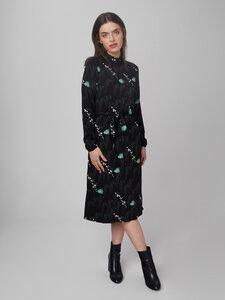 """Frauen Kleid aus EcoVero """"Fantastique"""" - Mademoiselle YéYé"""