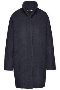 """Damen Mantel aus Schurwolle, """"O-shape coat"""" - Wunderwerk"""