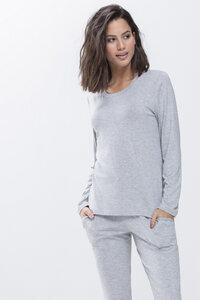 "Damen langarm Shirt ""Sleepy & Easy"" Lenzing EcoVero - Mey"