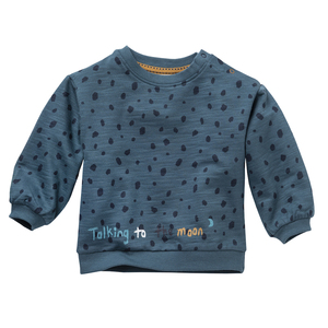 Baby u. Kinder Sweatshirt grün kbA Baumwolle People Wear Organic - People Wear Organic