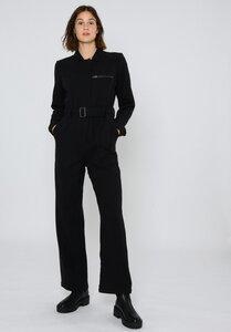 Damen Jumpsuit TT56 PINSTRIPE aus Biobaumwolle - ThokkThokk