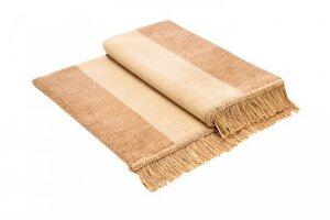 """Sofadecke """"cotton cover"""",tolles Dessin beige von biederlack - biederlack"""
