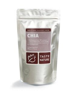 Chia Samen (Bio), 500g - Taste Nature