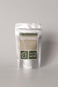 Gerstengras Pulver, 75g - Taste Nature