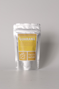 Guarana Pulver, 75g - Taste Nature