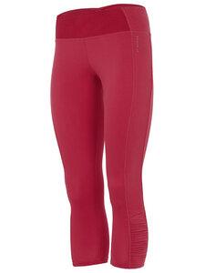 Cropped Yoga Pants - Rot - Mandala