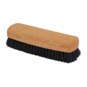 Redecker Schuh Glanzbürste Rosshaar dunkel oder hell - Redecker - das Bürstenhaus