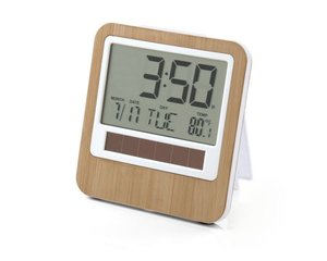 Safe Large Clock - Lexon