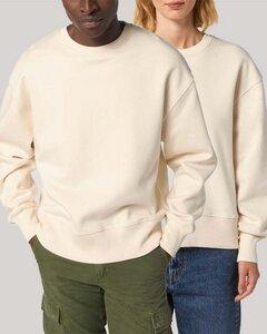 Lässiges Sweatshirt in Bio-Qualität, Pullover, Sweater, Unisex - YTWOO