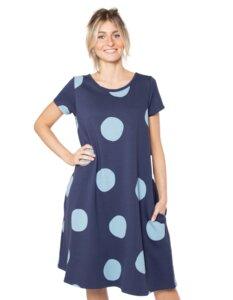 """Damen Kleid aus Bio-Baumwolle """"Minime"""" - CORA happywear"""
