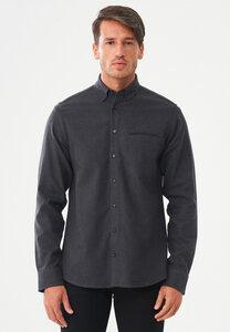 Herringbone Hemd aus Bio-Baumwolle - ORGANICATION