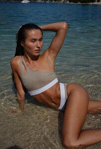 Cotton Beach - Bikini Top - Bodyguard
