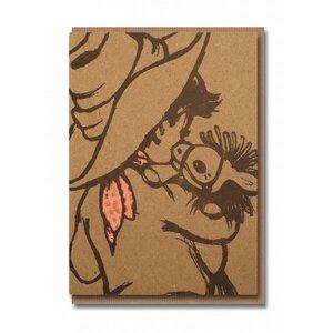 Letterpress Grußkarten von Belle & Boo - 1973