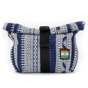 Cyclo Sling Bag (India 14) - Ethnotek