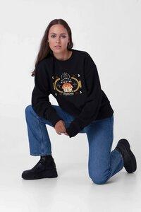 Sweatershirt - Overzise geschnitten mit gemütlich langen Armen / Paradise - Kultgut