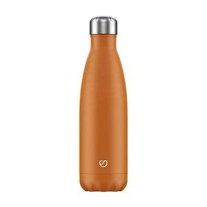 Edelstahl Thermoskanne Slokky 500 ml im recycelten Geschenkkarton - Slokky