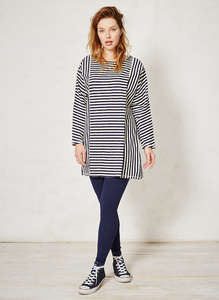 Lilli Tunic Navy - Thought | Braintree