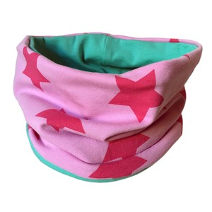 Loop, rosa Sterne - bingabonga