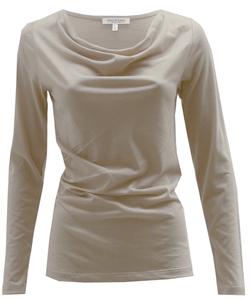 Cascade Shirt Taupe - Alma & Lovis