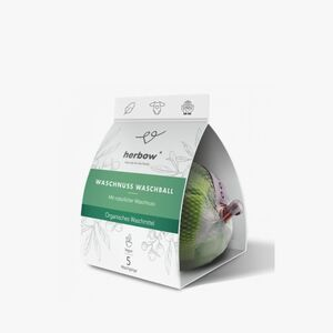 Waschnuss-Waschball (Naturduft) - Herbow