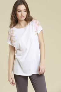 Charityshirt milky pastel GOTS - Lanius