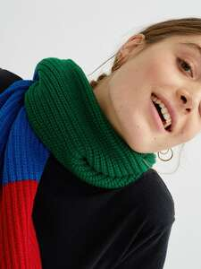Morning Ghede Scarf - thinking mu