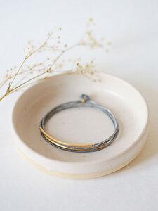 "Armband ""Tingval"" // vergoldet - pikfine"