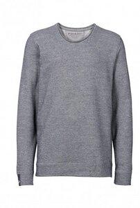 Männer Sweater TORGE blau gesprenkelt - recolution