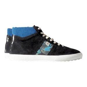 Harmattan Mid Camel/Ebène - Recycling & Bio Sneaker - Unisex - PANAFRICA