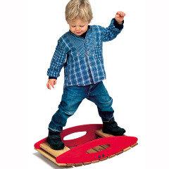 Wippe/Schaukel  - Balance-Spielzeug - Glückskäfer