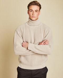 Pullover CENTRAL for MEN grob aus 100% Baumwolle - JAN N JUNE