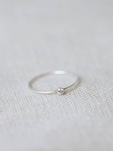 "Ring ""Svea"" / silber oder vergoldet - pikfine"