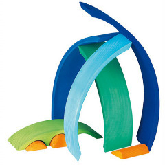 Kreatives Spiele-Set blau - Glückskäfer