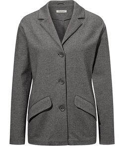 Punto Coat grey - Alma & Lovis