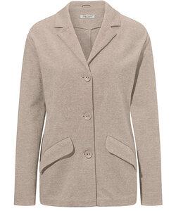 Punto Coat taupe - Alma & Lovis