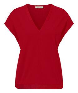 P-Shirt poppy red - Alma & Lovis