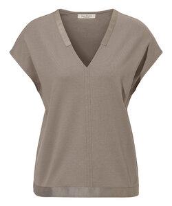 P-Shirt greige - Alma & Lovis