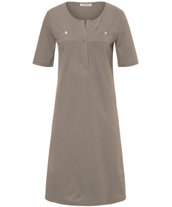P-Jumper Dress greige - Alma & Lovis