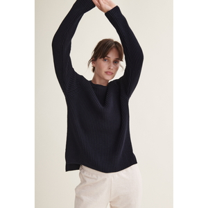 Strickpullover Vegan - Sweety sweater - aus Bio-Baumwolle - Basic Apparel