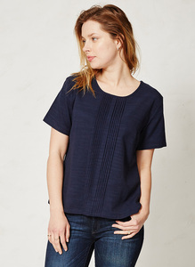 Melia Top Navy - Braintree