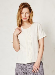 Melia Top White - Braintree