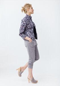 Jacket Glynn Lava Print - LangerChen