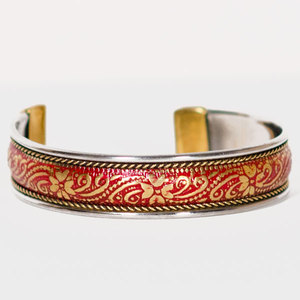 Bollywood Cuff - Poppy - Kalakosh
