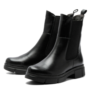 ZOOM, Nappa Boots - Grand Step Shoes