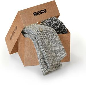 Birkenstock Gift Box Slub Black & Gray Women - Birkenstock