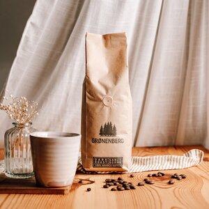 GRØNENBERG Kaffeebohnen, Dark Roast Kaffee - GROENENBERG